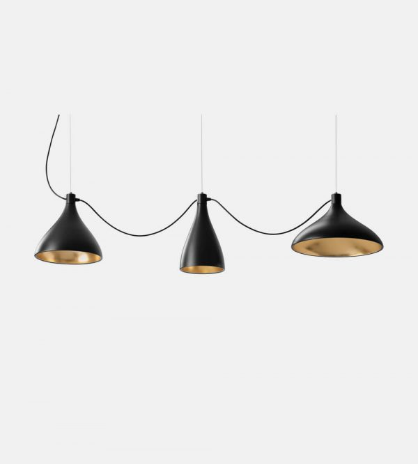 Swell String Light Pendant