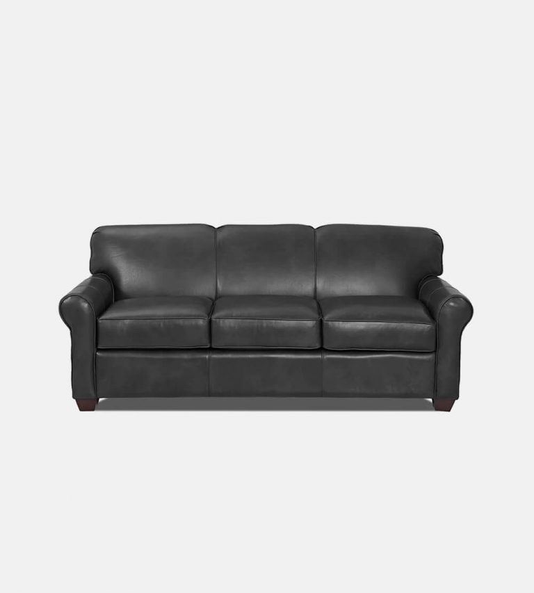 Jennifer Leather Sofa